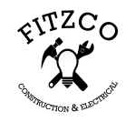 FitzCo Construction & Electric Logo